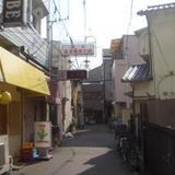 桃谷温泉商店街
