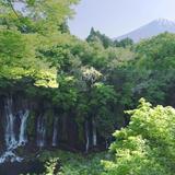 白糸の滝 展望台