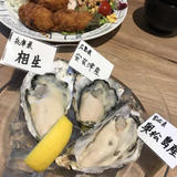 牡蠣×肉料理のOyster house Kai 阪急蛍池店