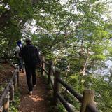 中禅寺湖湖畔遊歩道