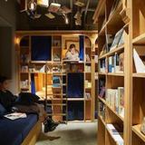 泊まれる本屋 BOOK AND BED TOKYO 京都店