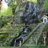 滝神社の滝