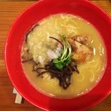 濃厚鶏白湯拉麺 乙 OTSU K's柳川店(乙 三号店)