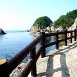 浦富海岸自然歩道(浦富海岸自然探勝路)