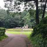 智光山公園中央広場
