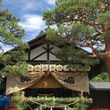 飛騨高山枝神社