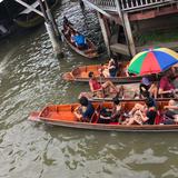 Damnoen Saduak Floating Market(ダムヌンサドアック水上マーケット)