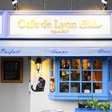 Cafe de Lyon Bleu