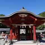 鶴岡八幡宮(拝殿)