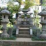 勝海舟 夫妻のお墓