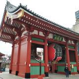 浅草寺 雷門(風雷神門)