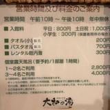 成田の命泉 大和の湯