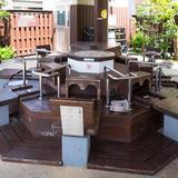 嬉野温泉 湯宿広場