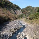 音の谷吊り橋