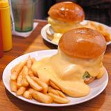 Burger & Milkshake CRANE
