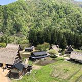 菅沼合掌造り集落(世界遺産)