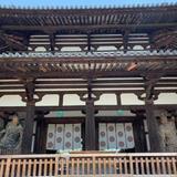 法隆寺中門