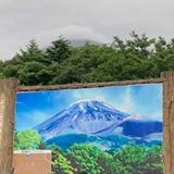 富士山御殿場口五合目 第二駐車場