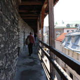 Hellemann Tower and Town Wall Walkway