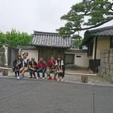 奈良県高畑観光自動車駐車場