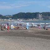 由比ヶ浜海岸 (Yuigahama Beach)