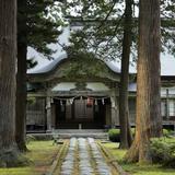 出羽三山神社 羽黒山参籠所 斎館