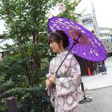 レンタル着物で京都観光!