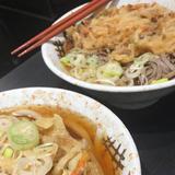 丸政 小淵沢駅改札横そば店