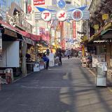 上野アメ横商店街(アメ横)