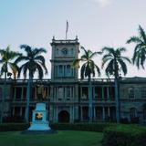 King Kamehameha Statue(カメハメハ大王像)