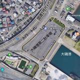 大磯港第二駐車場