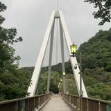 高津戸峡遊歩道