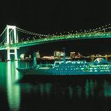 東京湾納涼船/竹芝ーレインボーブリッジーお台場ー羽田