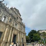 聖ポール天主堂跡(Ruins of St. Paul's)