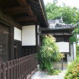 麻田藩陣屋門