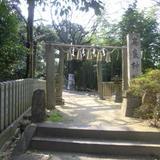 打上神社(高良神社)