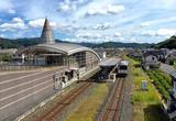 デニムの駅と篤姫も泊まった宿場町。普段着でまわれる岡山の西側