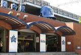 スタジアムを抜け、関内駅から電車で横浜駅へ