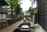 鯉が泳ぐ飛騨古川でぶらり散歩