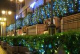 名古屋東急ホテルアプローチイルミ