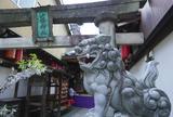山桜神社とその周辺商店街