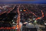 【夜景】ハルカス300 展望台
