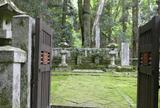 毛利元就の墓所