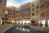 The Grand Canal Shoppes(グランド・キャナル・ショップス)
