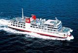 船に飽き足らない。そうだ!東京湾フェリーに乗って金谷に行こう!