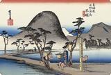 平塚宿  平塚(縄手道)