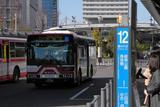 スタートはJR岐阜駅前バスターミナルから