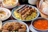 シャマイム Shamaim ¥2400 食べ放題 アラブ料理