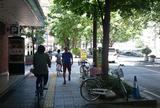 中央通り(マロニエの並木路)
