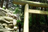 籠神社奥宮 眞名井神社